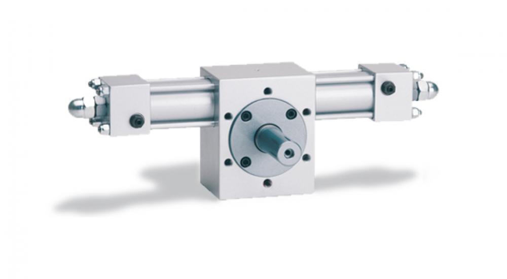 ISO Draaicilinder 6020/2
