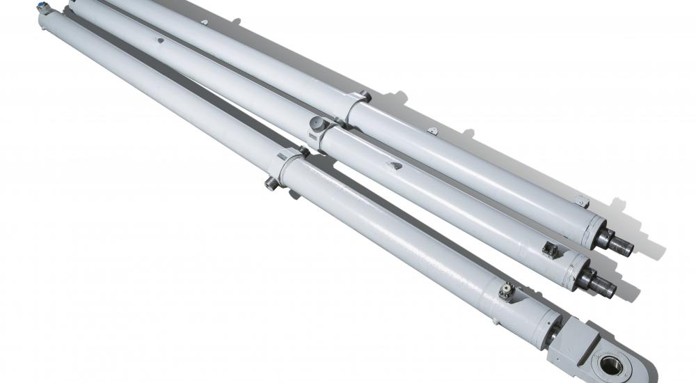 Revision of hydraulic cylinders