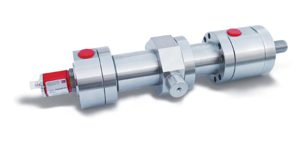 ISO Servo cylinder 6022