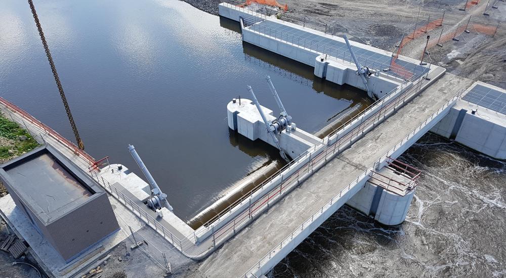 Vameco Diksmuide - Hydraulische projecten