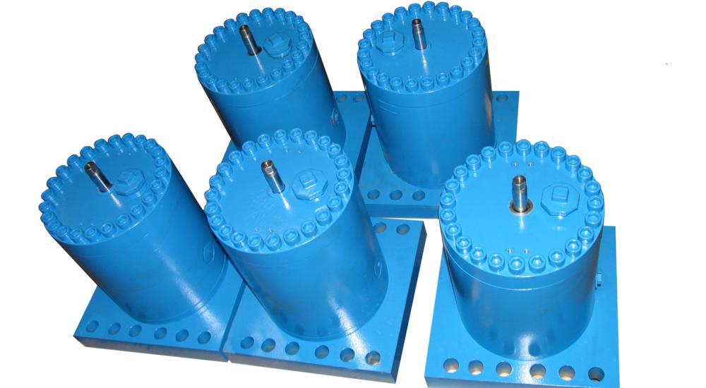 Maatwerk Vameco - Ponscilinders (hoge kracht en snelheid)