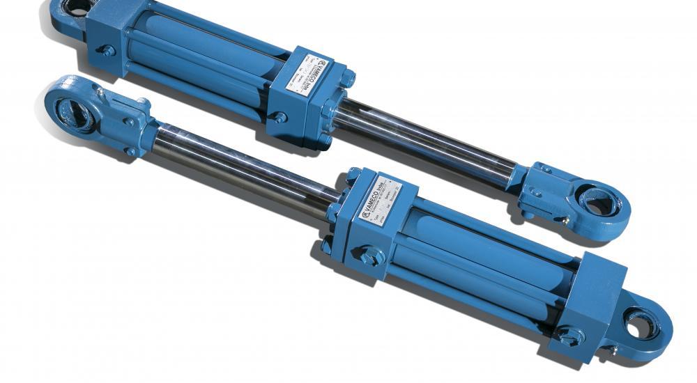 Vameco custom engineering - Tie rod hydraulic cylinder