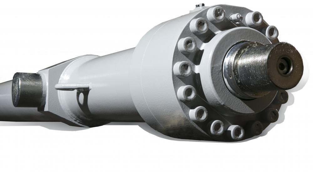 Vameco custom engineering - Cylinders with stroke of 5000mm