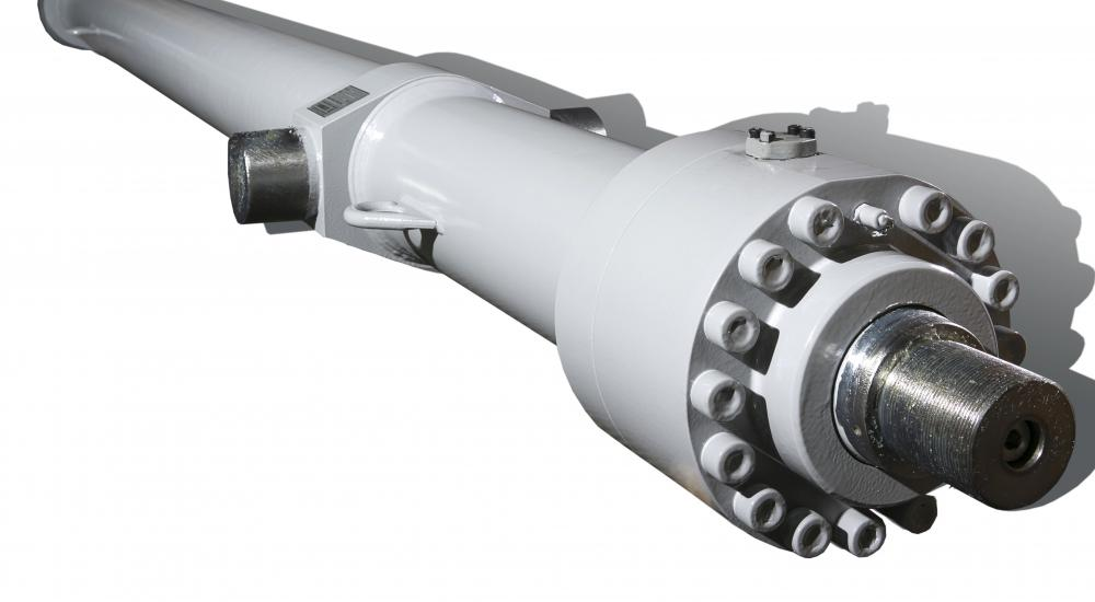 Vameco Diksmuide - Specialist in custom-made hydraulic cylinders (Project Kain)