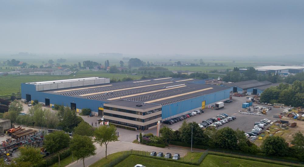 Vameco Diksmuide hydraulische oplossing voor industrie en openbare markt