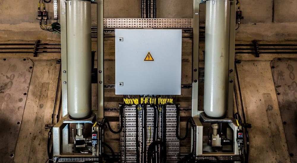Hydraulische uitrusting Harelbeke Vameco Diksmuide